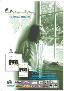 Poster Album Dian PP