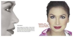 Cover Album - Titi DJ Immaculate Collection