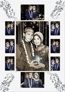 A&J Wedding Potrait