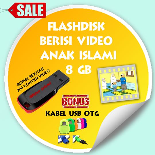 flashdisk-video-muslim